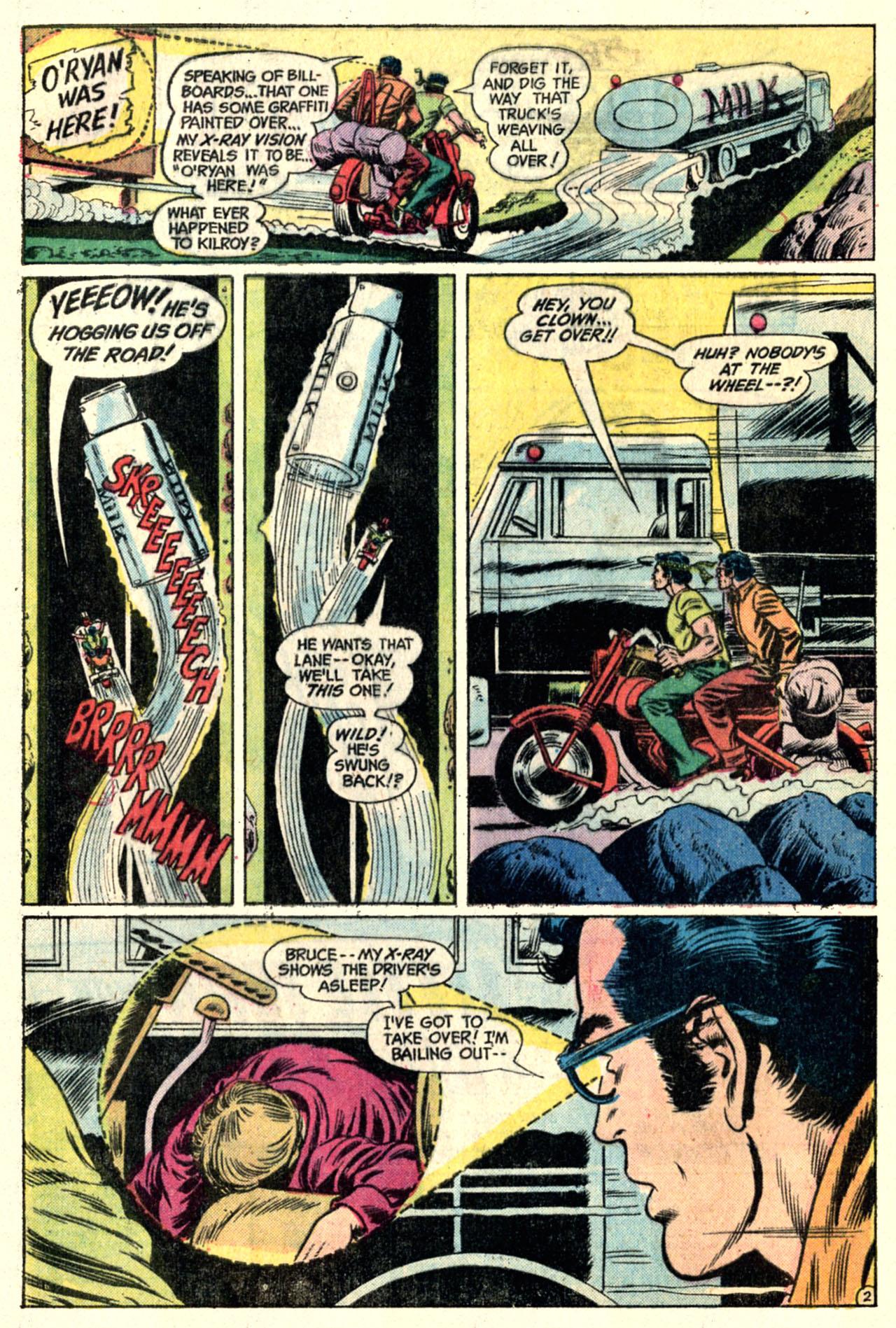 Read online World's Finest Comics comic -  Issue #216 - 4