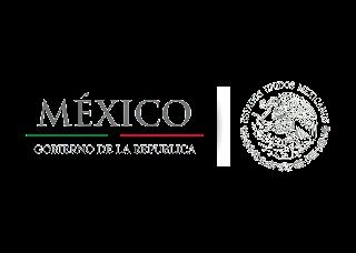 Gobierno de la República México Logo Vector