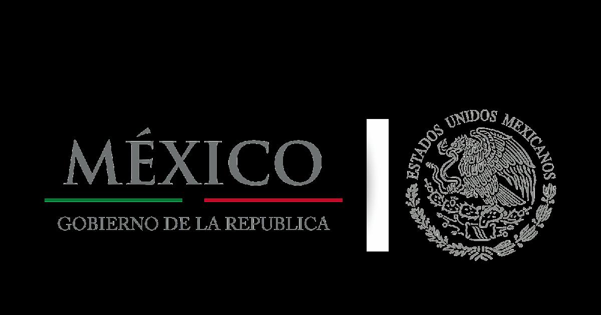 Gobierno de la rep blica m xico logo vector format cdr for Ministerio de gobernacion
