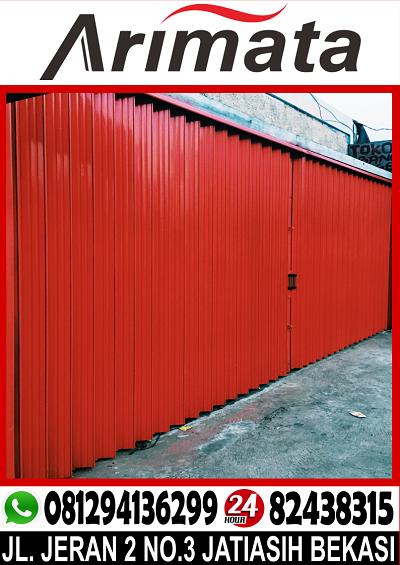 gambar Folding Gate Kebon Jeruk