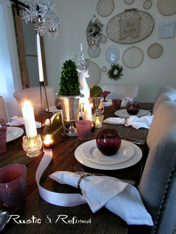 Table Setting for the Holidays