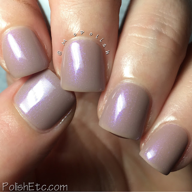 Native War Paints - Nude Attitude Collection - McPolish - Uncensored