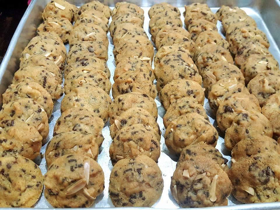 Resepi Chocolate Chip Cookie Mudah Sukatan Cawan Kongxie Kongsi Artikel Dan Berita Berinformasi Gambar Video Resepi Dan Cerita Lawak