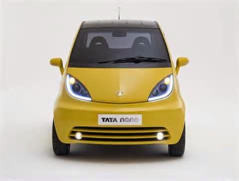 1. Tata Motors (Tata Nano)