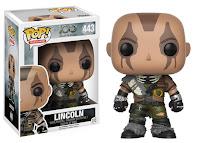 Funko Pop! Lincoln