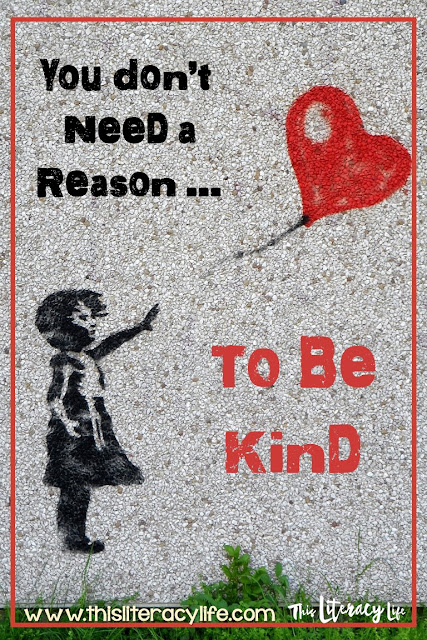 "Kindness is ""in"" now, but what do we really need to do to show it? Every day is a new day to show kindness in all we do!"