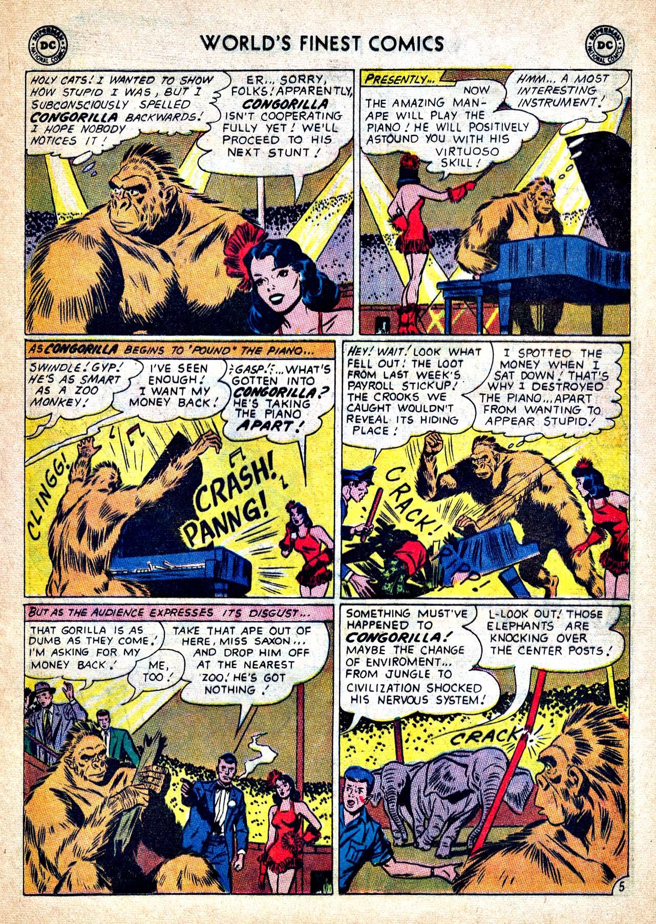 Read online World's Finest Comics comic -  Issue #150 - 29