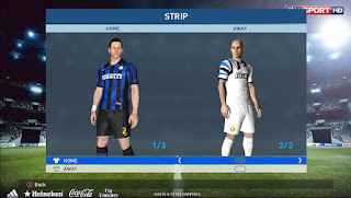 PES 2017 Option File For PTE 5.0