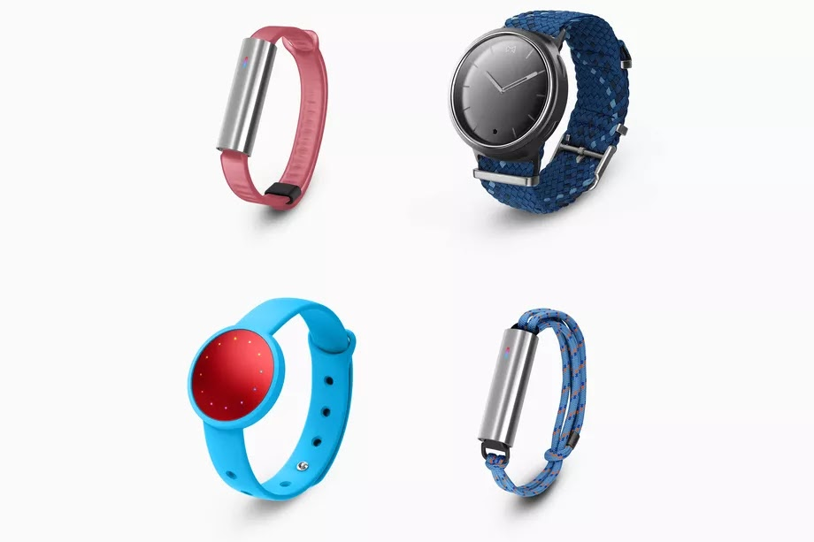 Misfit introduce new Wearable to customize your Fitness Tracker with fashion look