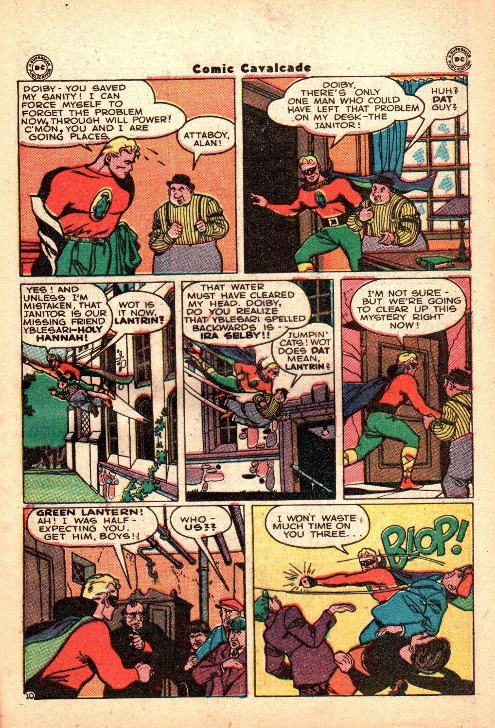 Comic Cavalcade issue 21 - Page 71