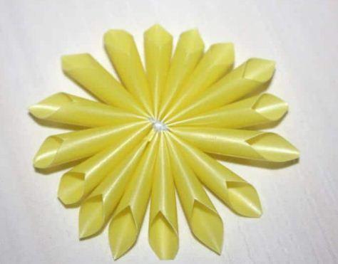 Cara Membuat Bunga Mawar Tulip Sakura Lavender Dari Sedotan Beserta Gambarnya Informasi Update Dan Terpercaya