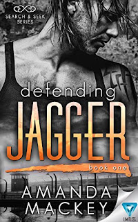 Defending Jagger - An emotional, steamy contemporary romance by Amanda Mackey