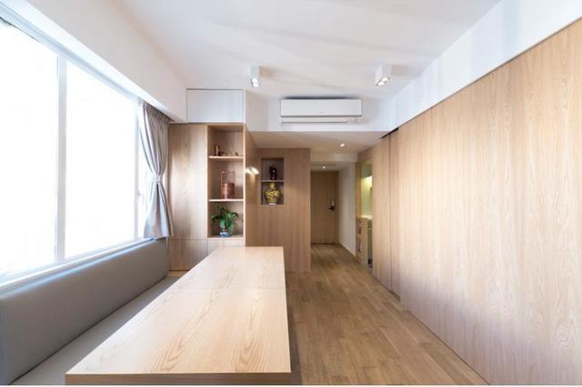 Bàn đa năng không gian phòng bếp