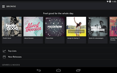 Spotify Music v4.8.0.978 Mega Mod Apk Latest Version1