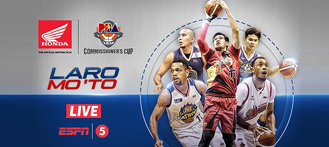 PBA Live Updates, Schedule & Streaming (PBA Commissioner's Cup 2018)