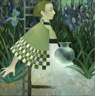 Levitace, Marina Richterova