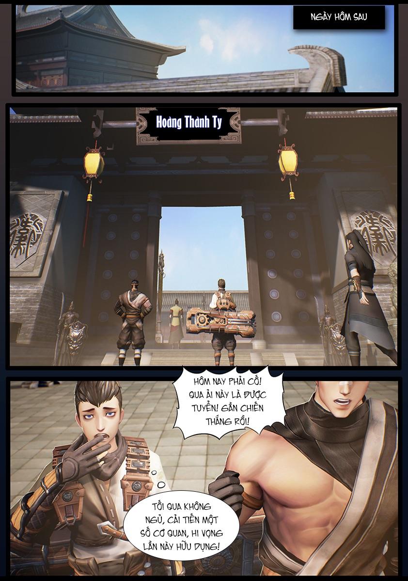 Thủ Mộ Bút Ký - Chapter 31: Tín vật 1 - Pic 5
