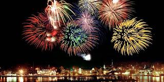 Hukum Perayaan Tahun Baru Masehi