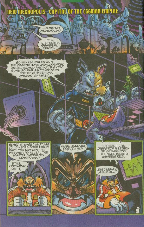 Read online Sonic The Hedgehog comic -  Issue #140 - 8