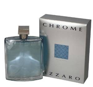 Loris Azzaro Men's Chrome Eau de Toilette Natural Spray