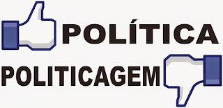 Resultado de imagem para CANSADO DE POLITICAGEM