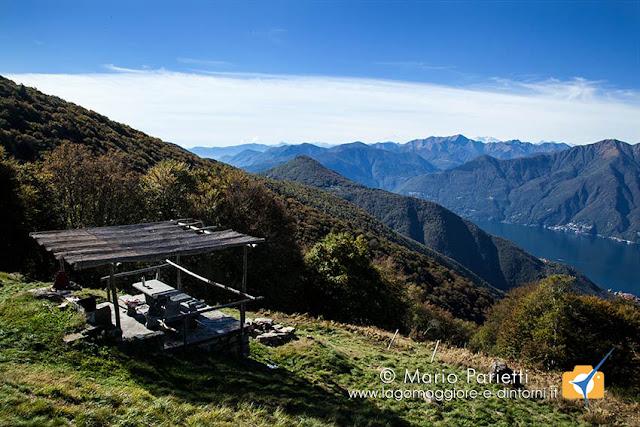Rifugio Alpetto di Caviano