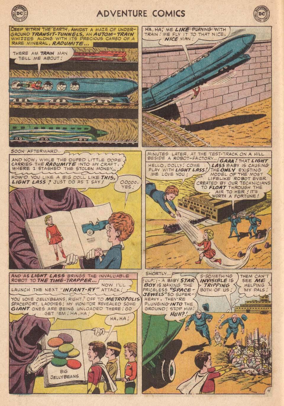 Read online Adventure Comics (1938) comic -  Issue #338 - 18