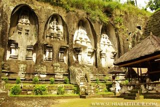 Gunung Kawi Temple | Sunia Bali Tour