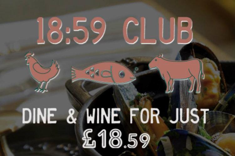 Malton Brasserie 18:59 Club