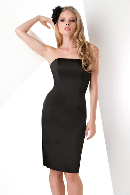 http://www.landybridal.co/sheath-column-strapless-knee-length-satin-black-bridesmaid-dress-c14b1033.html