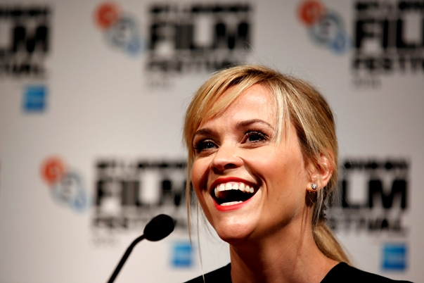 Reese Witherspoon en el London Film Festival