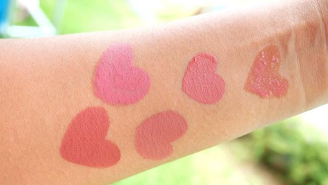 Looké_Cosmetics_Swatch_Nona_Hitam_Pahit