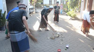 Menyihir Sampah Menjadi Rupiah di Pesantren