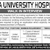 ISRA University Hospital (IUH) Hyderabad Jobs