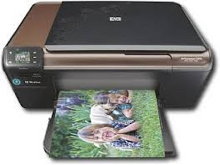 Image HP Photosmart C4795 Printer
