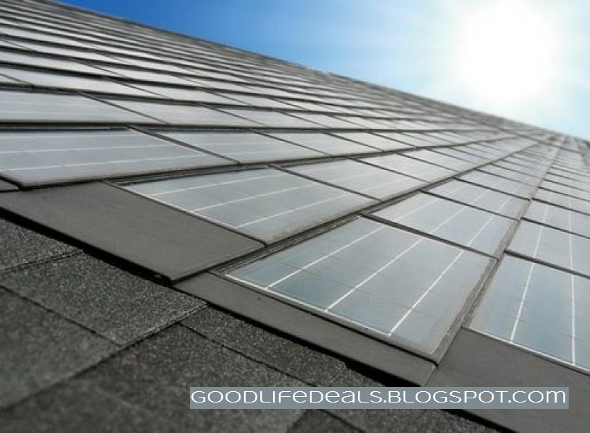 if you canu0027t afford a tesla in your garage you could still put tesla on your roof yes tesla solar roof tiles will collect energy from the sun to power