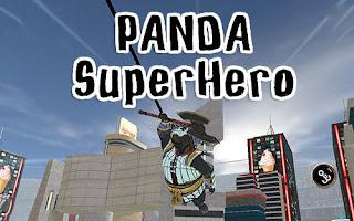Panda Superhero V2.0 MOD Apk