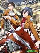 Attack On Titan - Shingeki No Kyojin BD