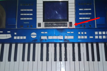 tutorial edit drum kit atau kendang keyboard technics kn2600/2600 dengan mudah