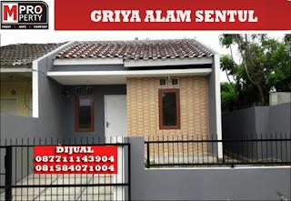 Rp.275.000.000 Jt Dijual Cepat Rumah Baru Type Minimalis Di Griya Alam Sentul (code:168)