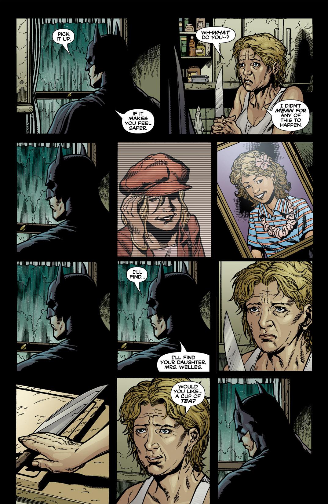 Detective Comics (1937) 802 Page 21