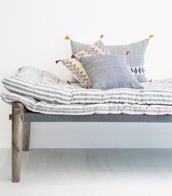 maison australienne l 39 esprit ethnic chic. Black Bedroom Furniture Sets. Home Design Ideas