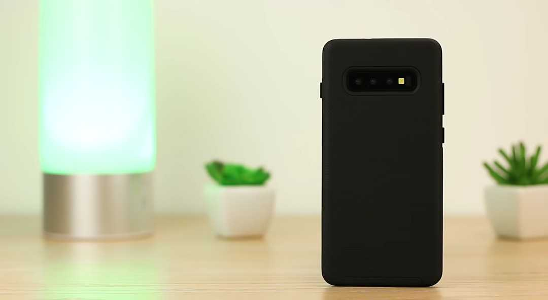 Eiger North Dual Layer phone case for Samsung Galaxy S10 Plus
