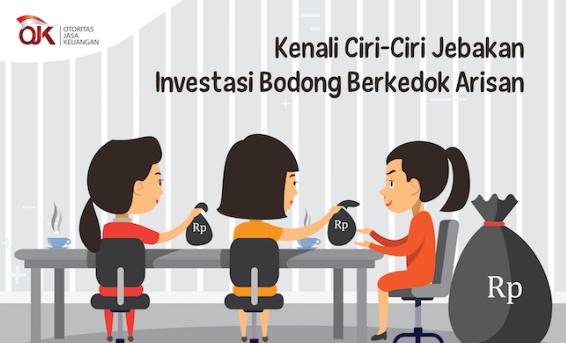 Investasi Bodong Kenali Ciri Cirinya Jenis Jenisnya Dan