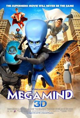 Megamind 2010 Dual Audio [Hindi-English] 720p BluRay