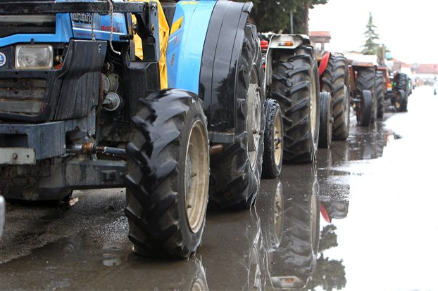 Άρτα: Εντείνονται οι κινητοποιήσεις των αγροτών