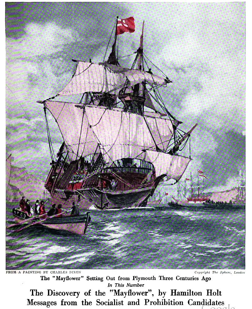 AnceStory Archives: The Mayflower lives on in Myth and ...
