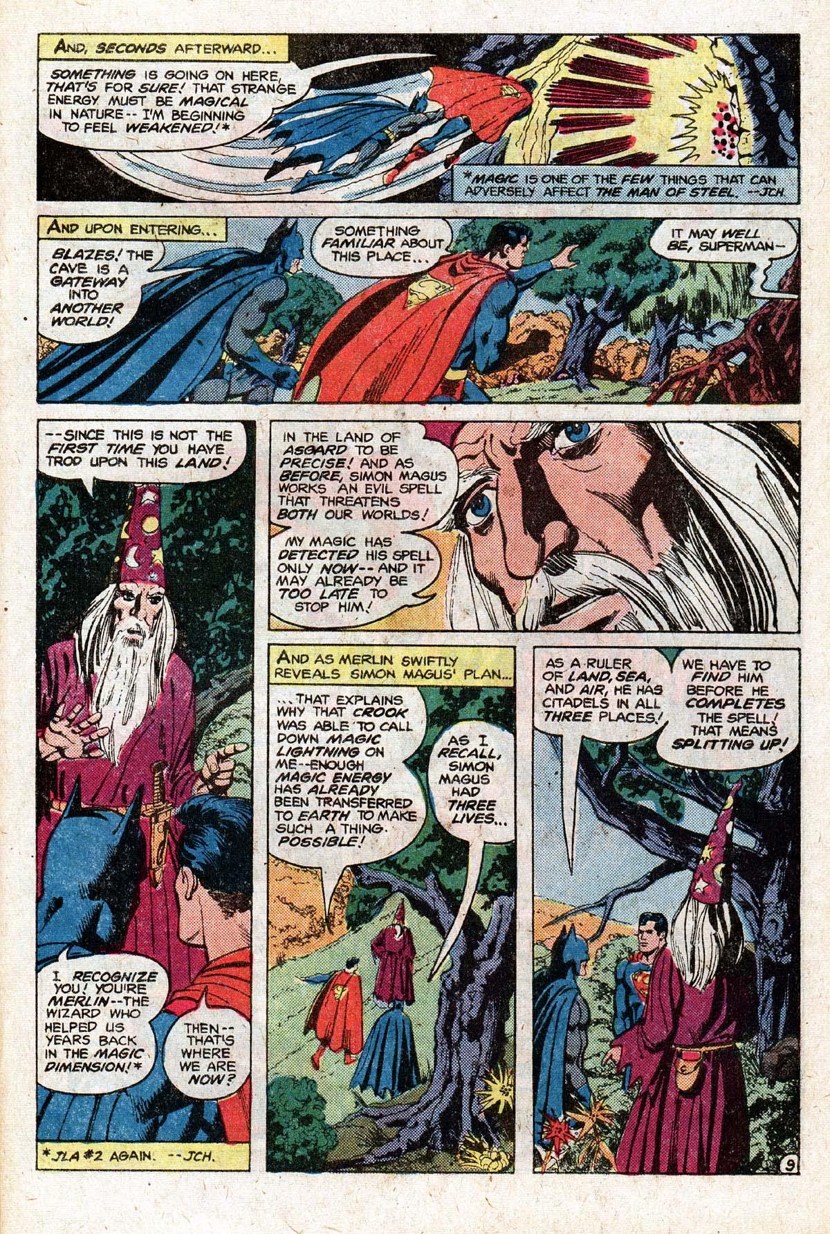 Read online World's Finest Comics comic -  Issue #265 - 13