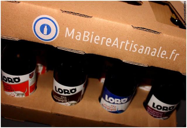 Box Bières MaBiereArtisanale - Idées cadeaux hommes pour Noël - Blog