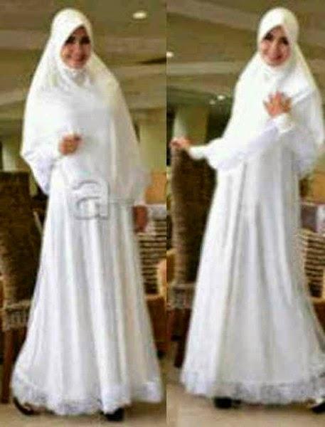 Jual Baju Busana Muslim Gamis Vanesia Rompi Super Maxi Toko Baju